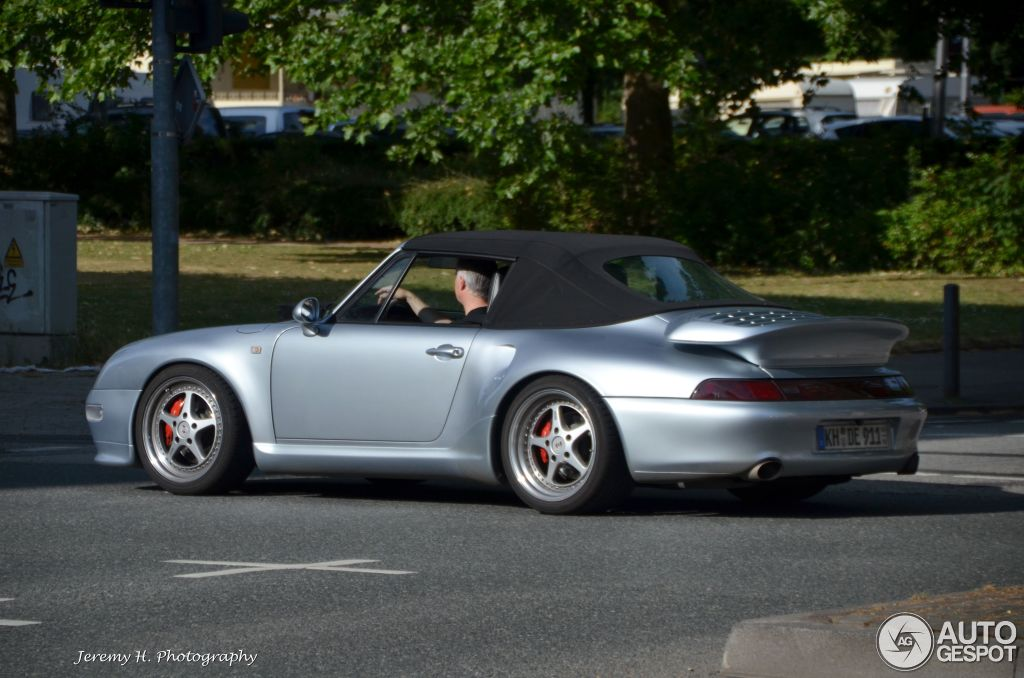 Porsche 993 Turbo Cabriolet 30 July 2015 Autogespot