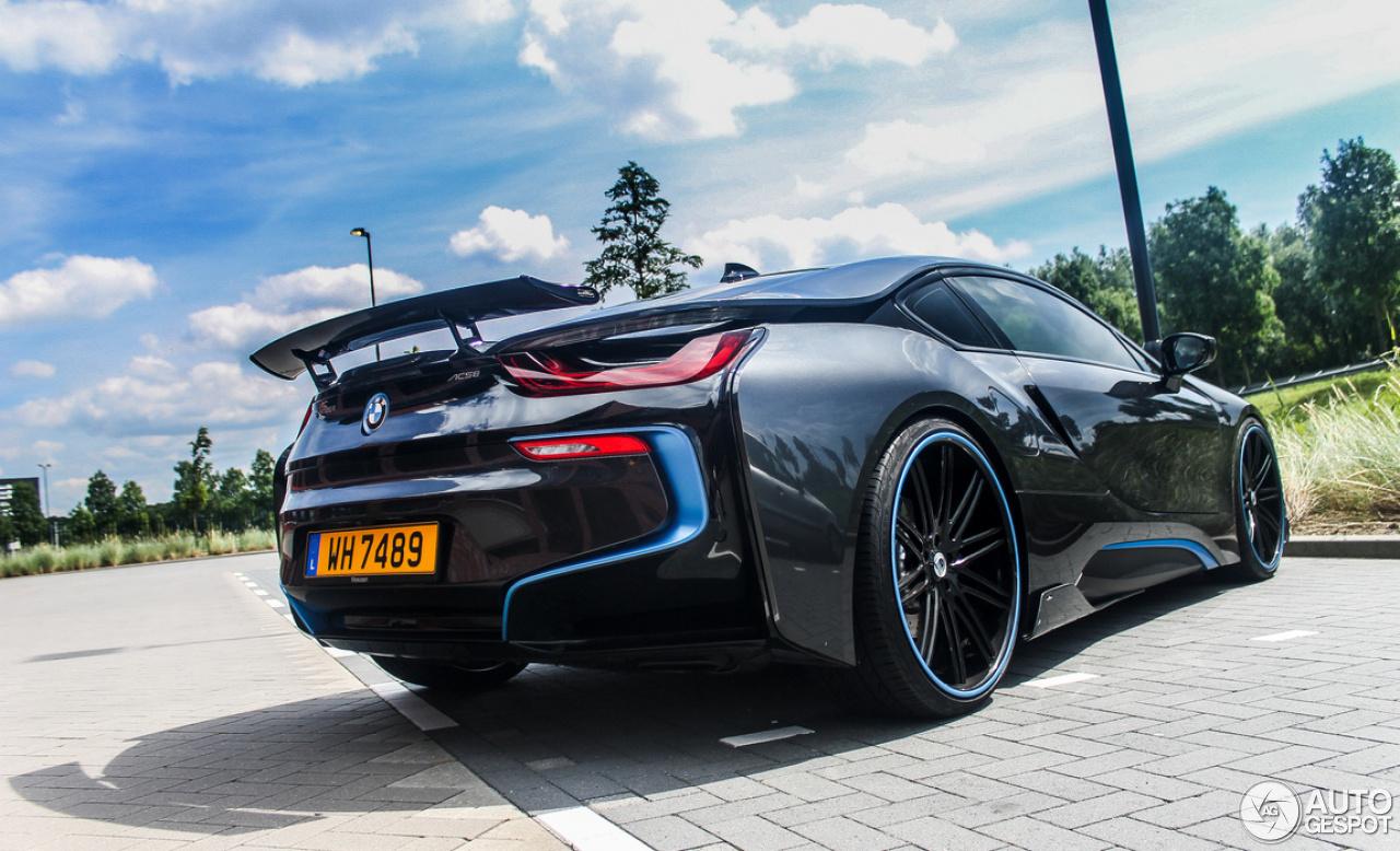 Bmw Ac Schnitzer Acs8 Sport 31 Juli 2015 Autogespot