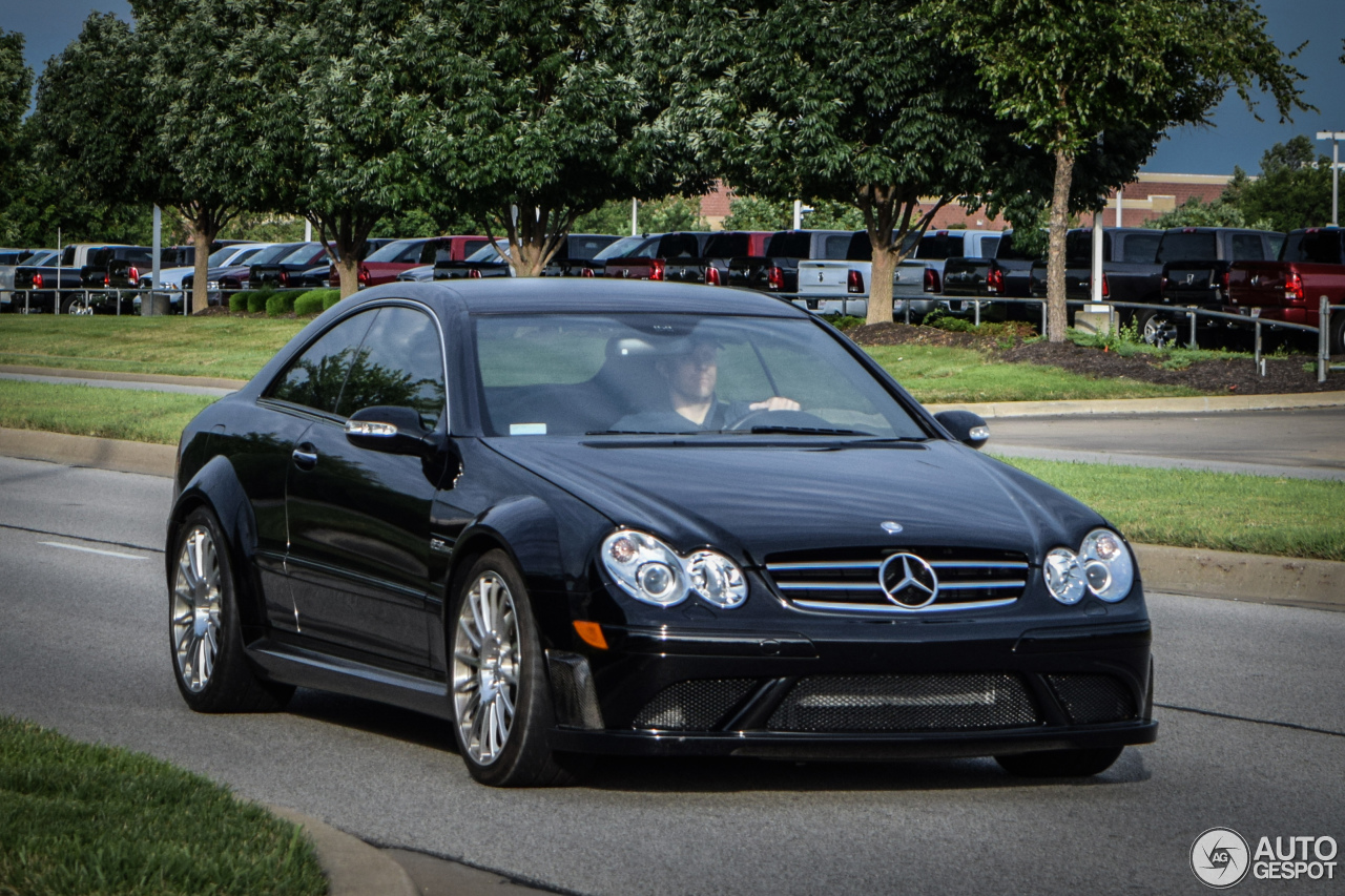 Mercedes benz clk 63 amg black series 31 july 2015 for Mercedes benz clk black series