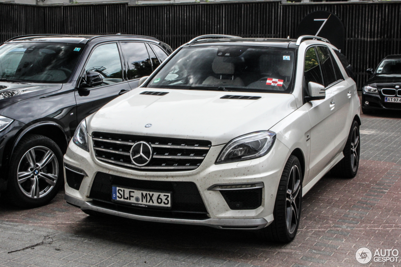 Mercedes benz ml 63 amg w166 31 july 2015 autogespot for Mercedes benz ml 2015