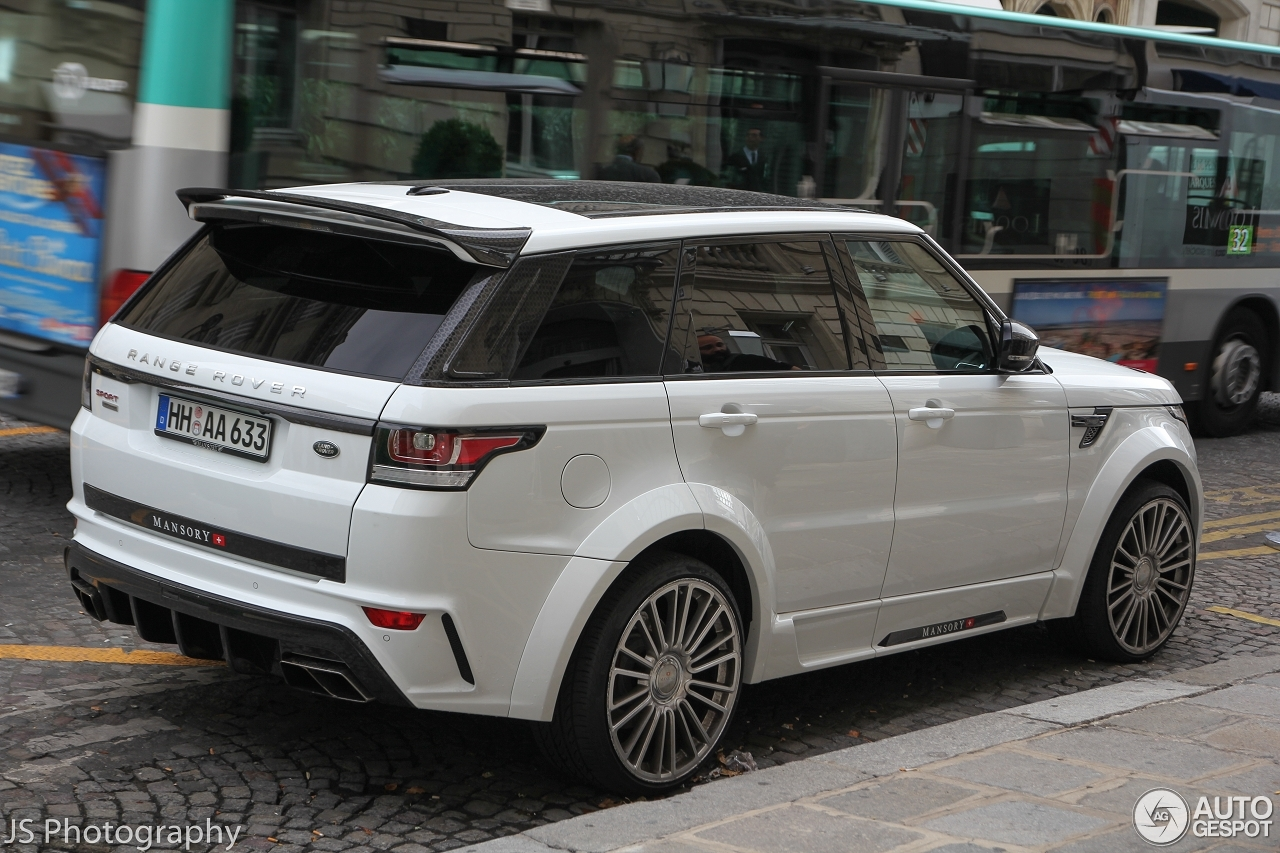 land rover mansory range rover sport 2013 1 ao t 2015 autogespot. Black Bedroom Furniture Sets. Home Design Ideas