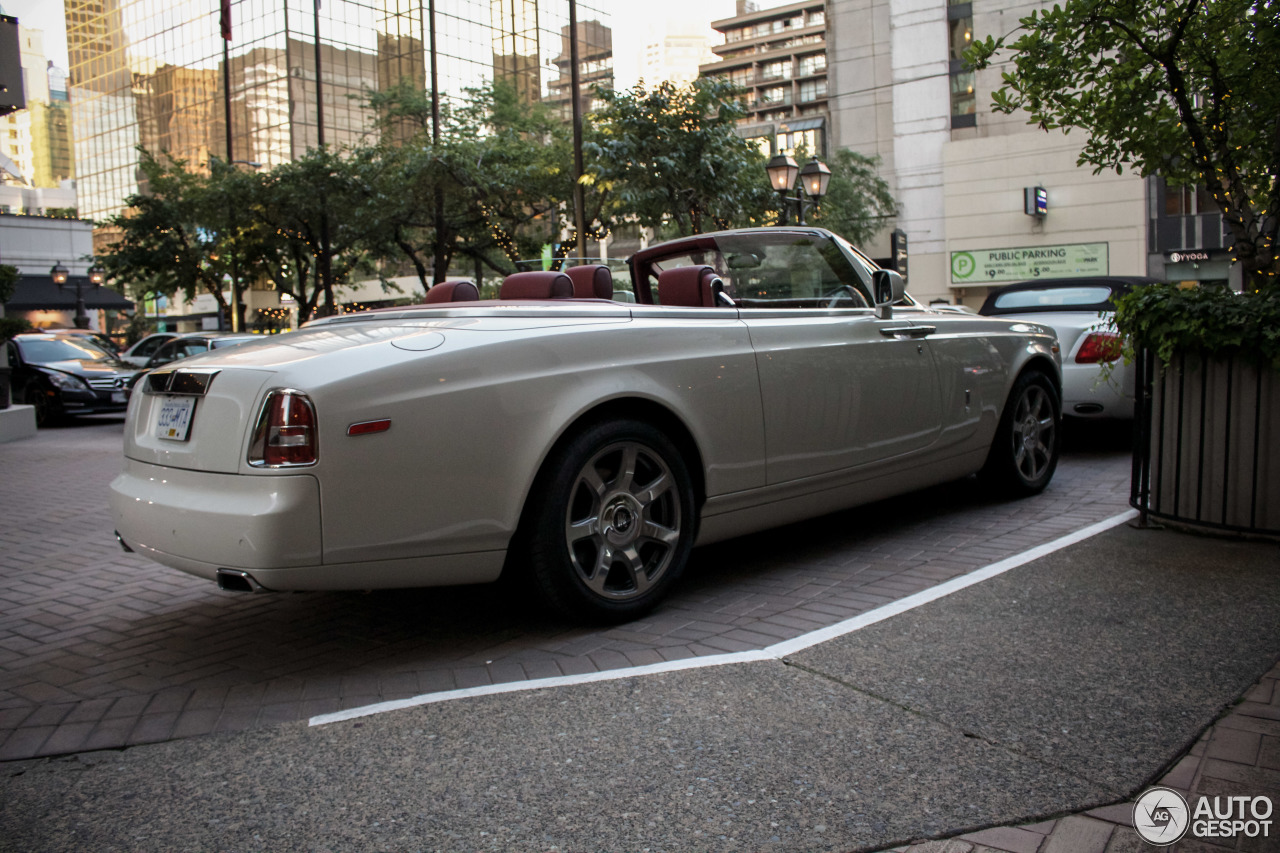 rolls royce phantom drophead coup 1 august 2015. Black Bedroom Furniture Sets. Home Design Ideas