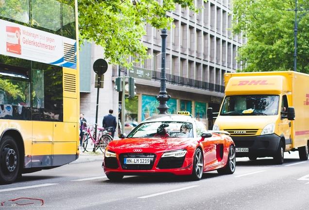 Audi R8 V10 Spyder Sport