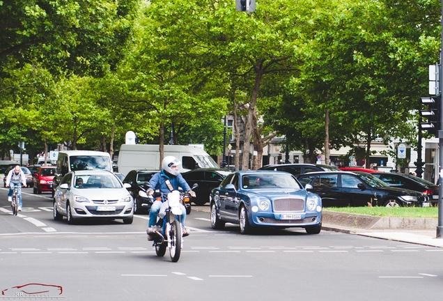 Bentley Mulsanne 2009