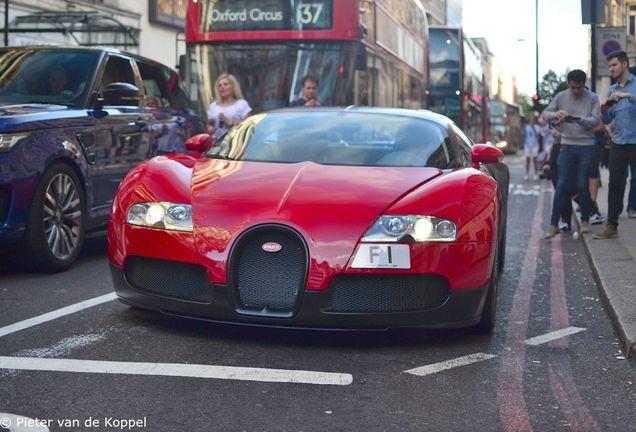 Bugatti Veyron 16.4 Project Kahn