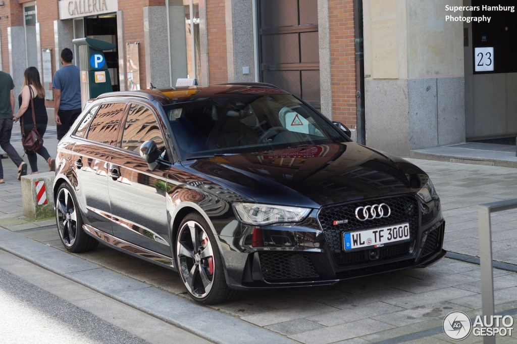 audi rs3 sportback 8v 2 august 2015 autogespot. Black Bedroom Furniture Sets. Home Design Ideas
