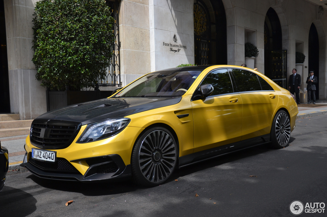 Mercedes benz mansory s63 amg w222 2 august 2015 for Mercedes benz s63 amg price