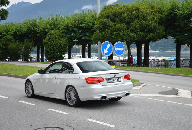 Alpina B3 S Bi-turbo Cabriolet