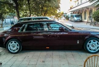 Rolls-Royce Phantom EWB Series II Oriental Sun