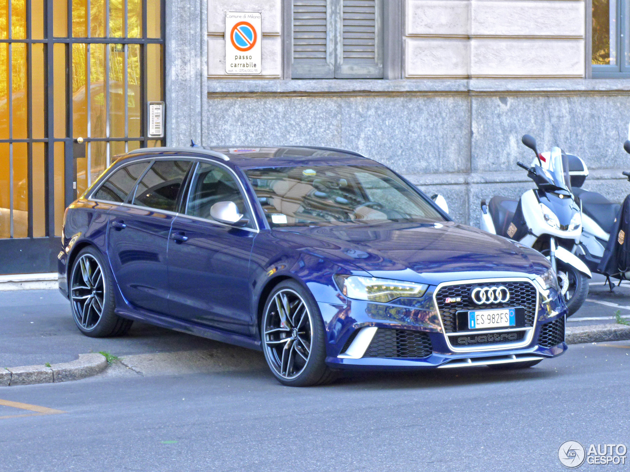 Audi Rs6 Avant C7 4 August 2015 Autogespot