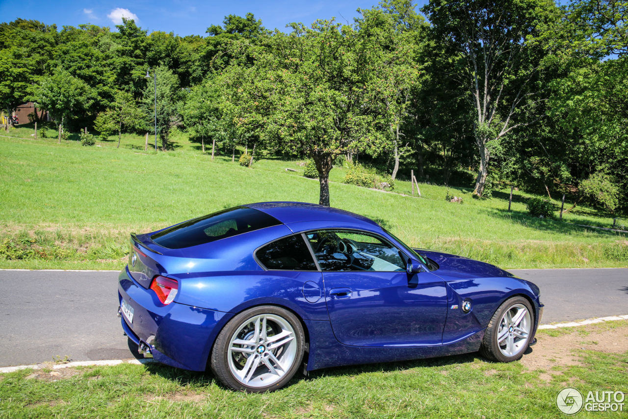 Bmw Z4 M Coup 233 4 August 2015 Autogespot