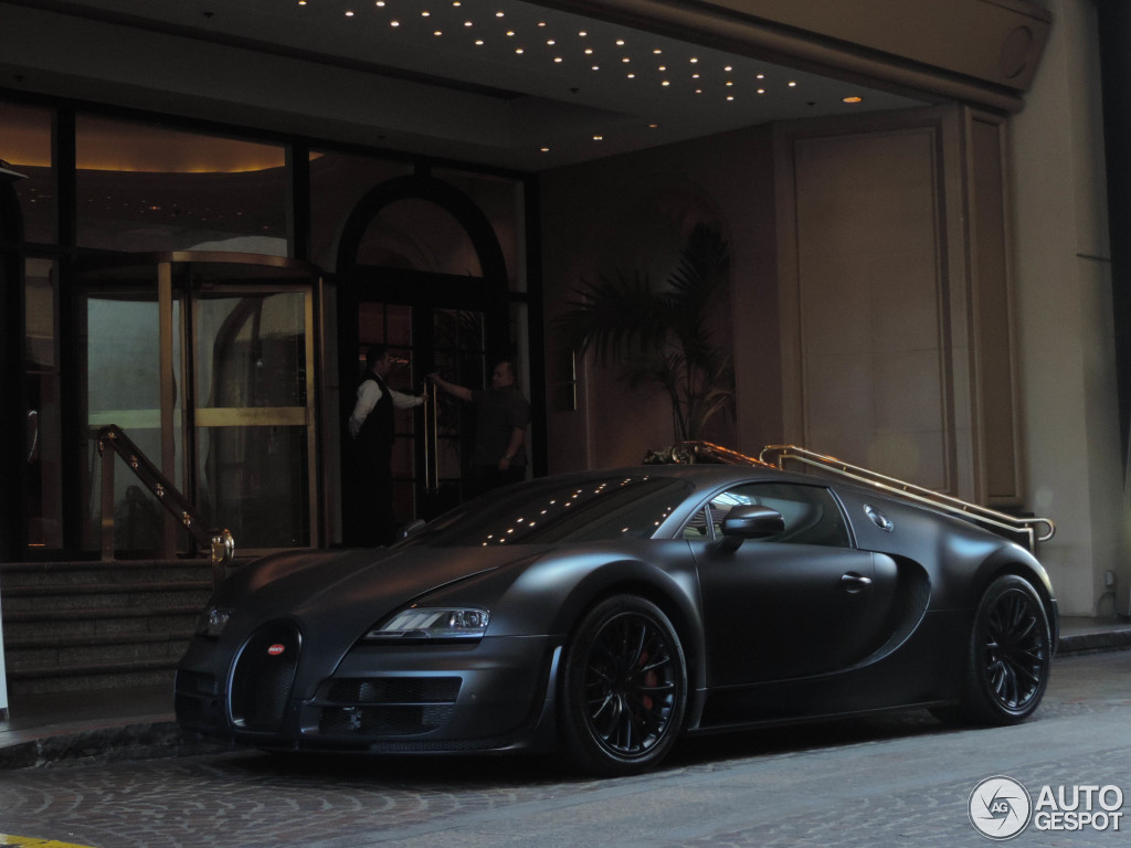 Bugatti Veyron 16 4 Super Sport 4 August 2015 Autogespot