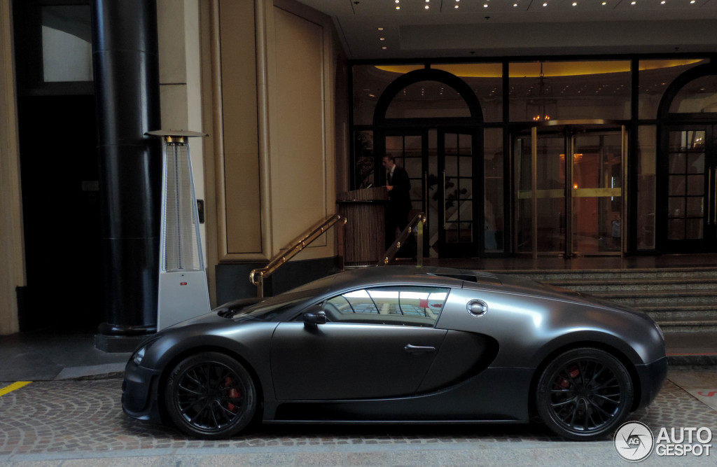 Bugatti Chiron For Sale >> Bugatti Veyron 16.4 Super Sport - 4 August 2015 - Autogespot