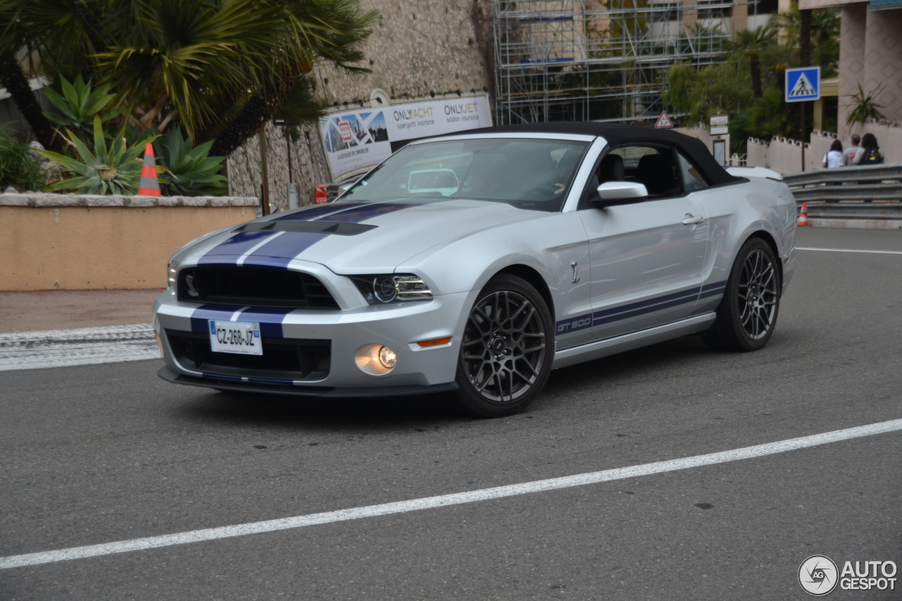 ford mustang shelby gt500 convertible 2014 4 augustus 2015 autogespot. Black Bedroom Furniture Sets. Home Design Ideas