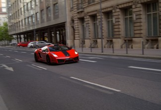 Lamborghini Gallardo Hamann Victory