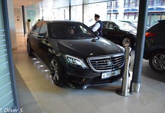 Mercedes-Benz Brabus 900 Rocket