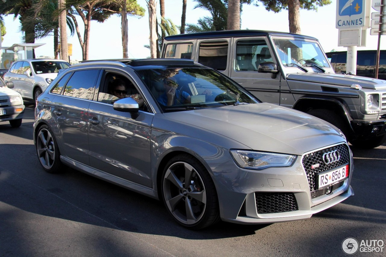 Audi Rs3 Sportback 8v 5 August 2015 Autogespot