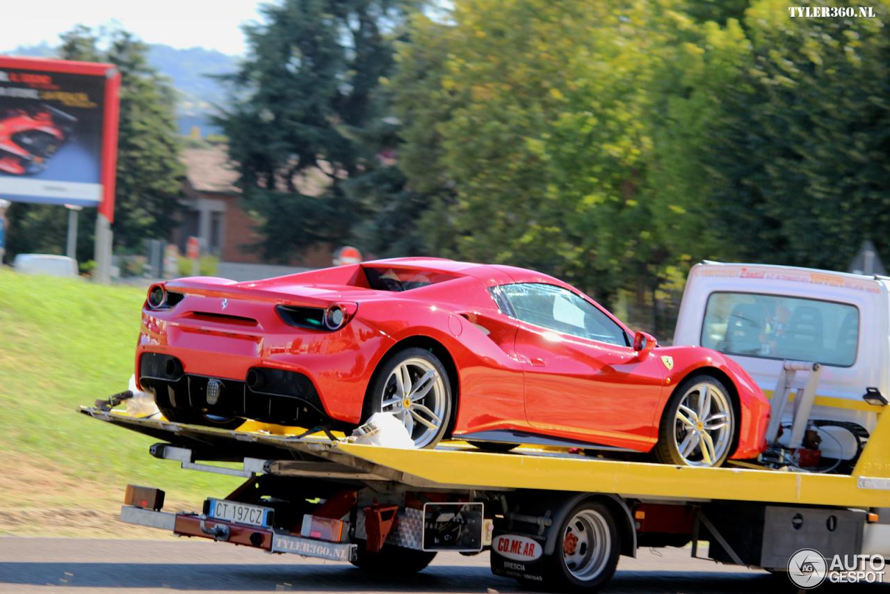 Ferrari 488 Spider 5 August 2015 Autogespot
