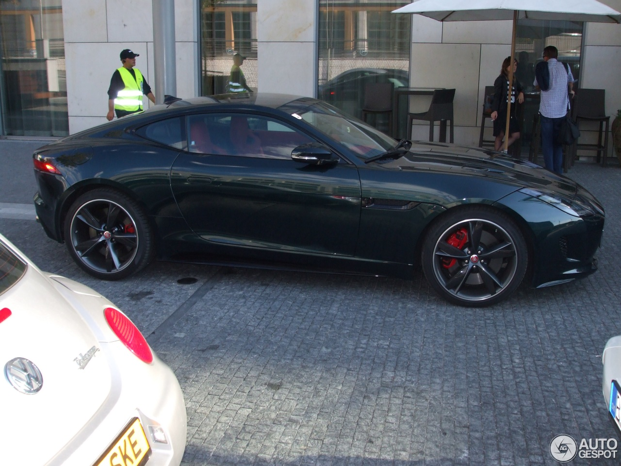 New Jaguar FTYPE R AWD Coup  5 August 2015  Autogespot