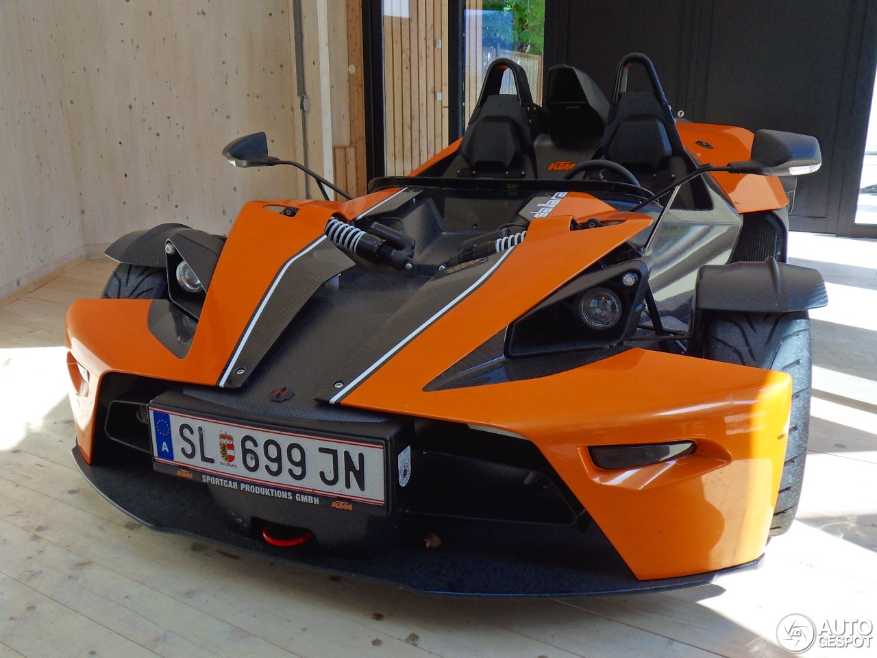 ktm x bow 5 august 2015 autogespot. Black Bedroom Furniture Sets. Home Design Ideas