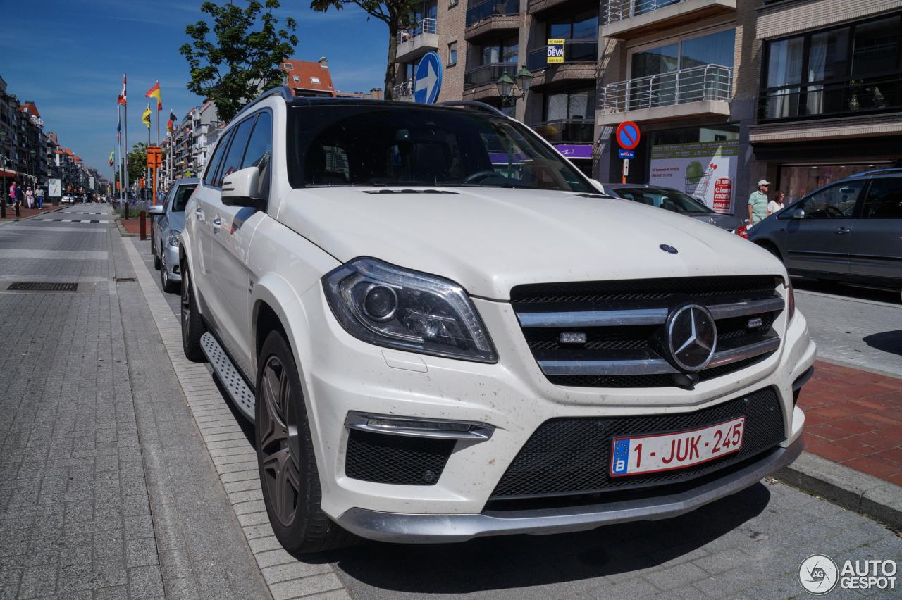 Mercedes benz gl 63 amg x166 5 augustus 2015 autogespot for Mercedes benz gl amg 2015