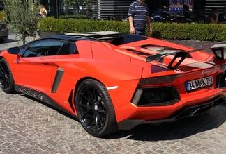 Lamborghini Aventador LP700-4 Roadster Novitec Torado
