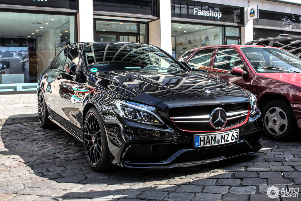 2017 C63 Amg Coupe Price >> Mercedes-AMG C 63 S W205 Edition 1 - 6 August 2015 ...