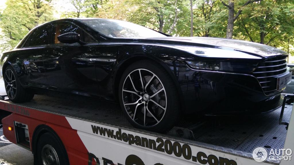 Aston Martin Lagonda Taraf 7 August 2015 Autogespot
