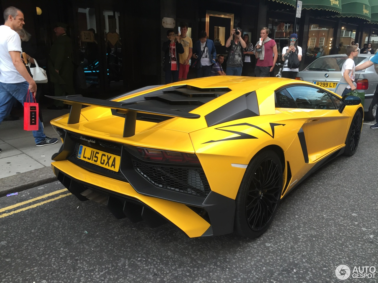 lamborghini aventador lp750-4 superveloce - 7 august 2015 - autogespot
