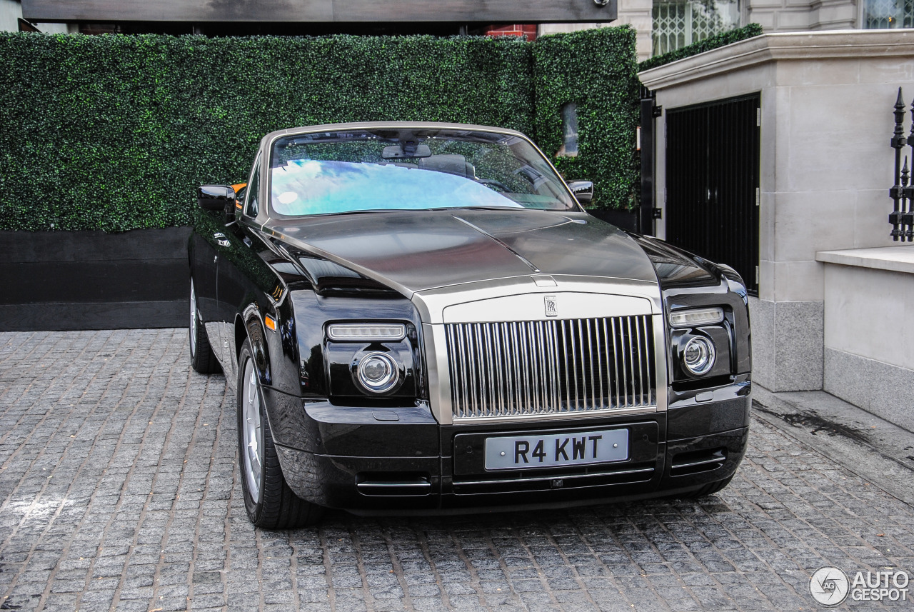 rolls royce phantom drophead coup 7 august 2015. Black Bedroom Furniture Sets. Home Design Ideas