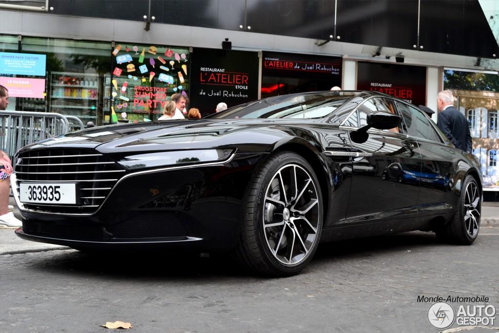 Aston Martin Lagonda Taraf 8 August 2015 Autogespot