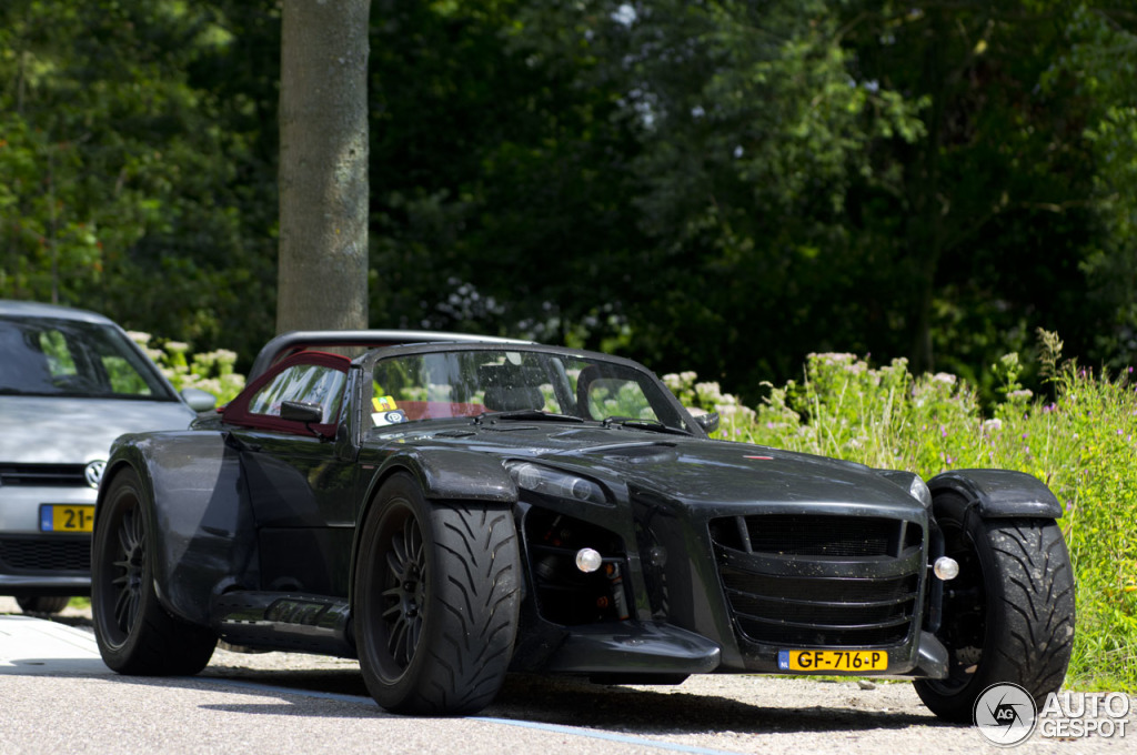 Donkervoort D8 Gto Bilster Berg Edition 8 August 2015 Autogespot