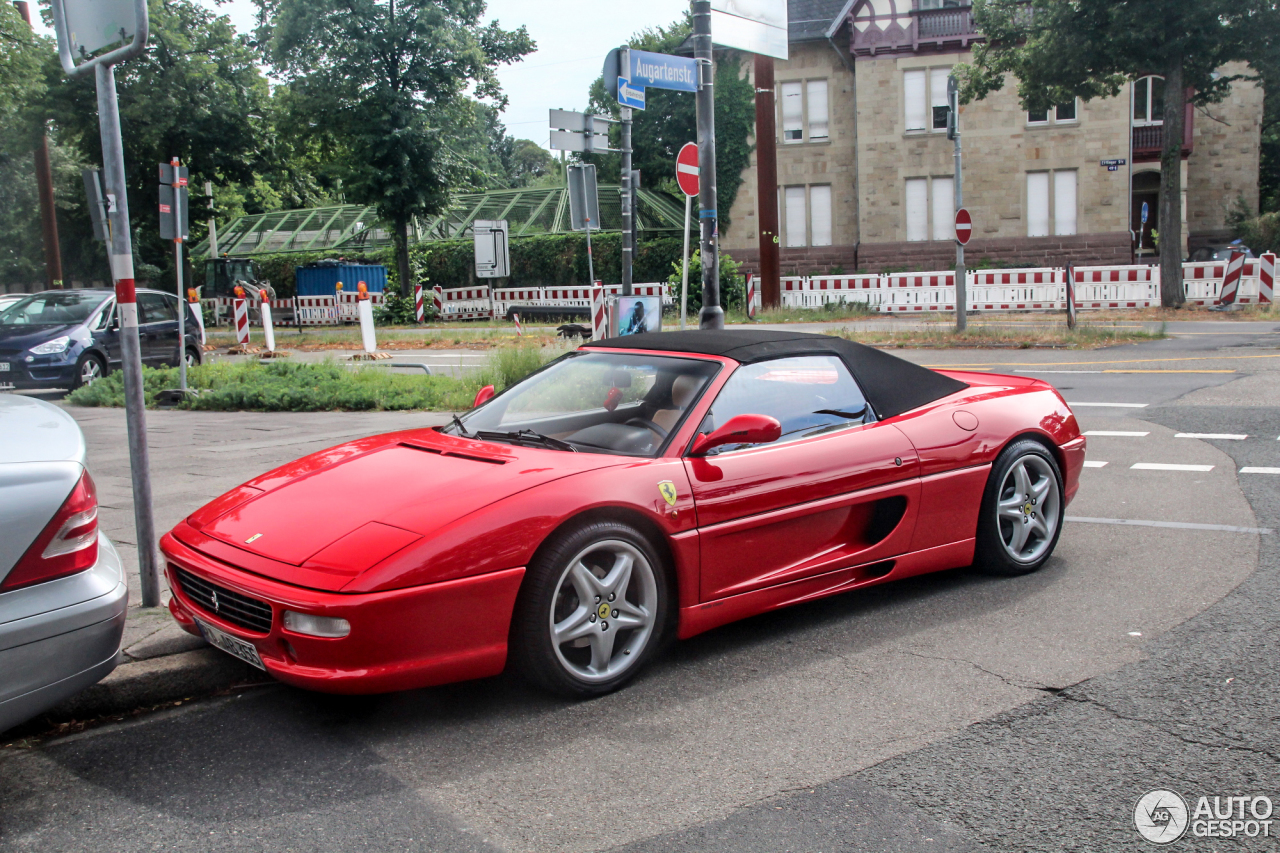ferrari f355 spider 8 august 2015 autogespot. Black Bedroom Furniture Sets. Home Design Ideas
