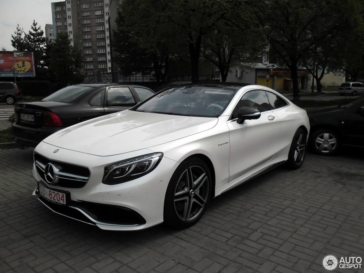 mercedes benz s 63 amg coup c217 8 august 2015 autogespot. Black Bedroom Furniture Sets. Home Design Ideas