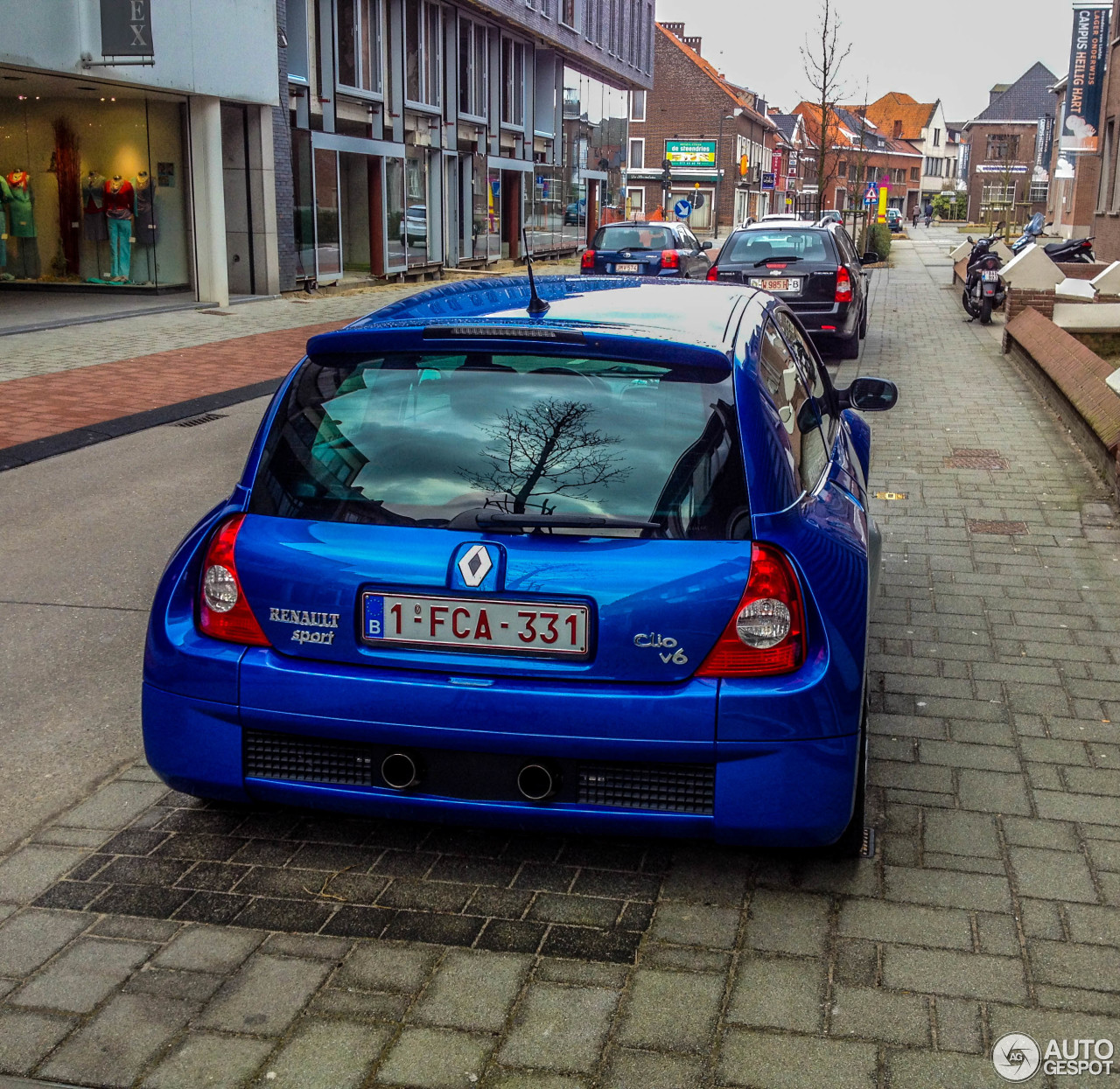Renault Clio V6: Renault Clio V6 Phase II