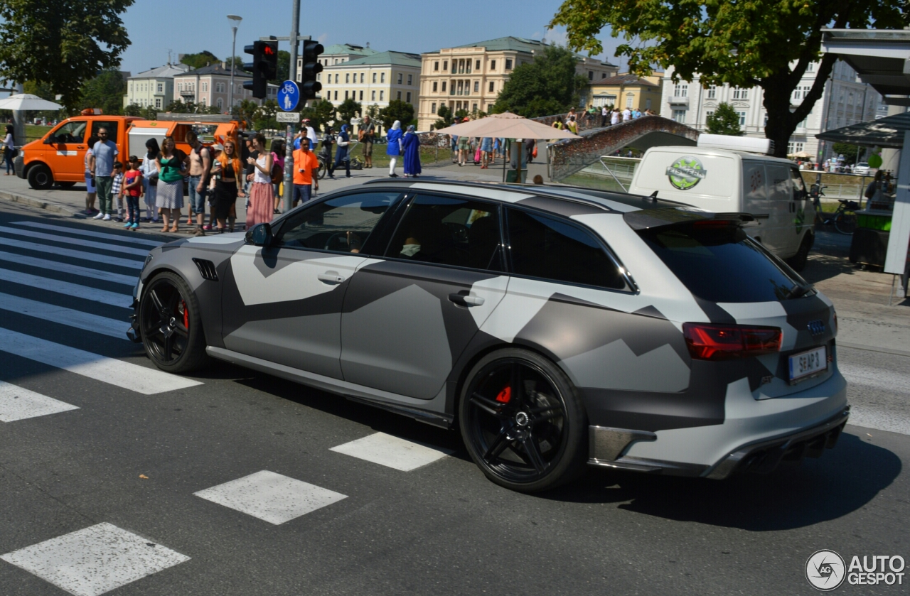 Audi Abt Rs6 R Avant C7 2015 9 August 2015 Autogespot