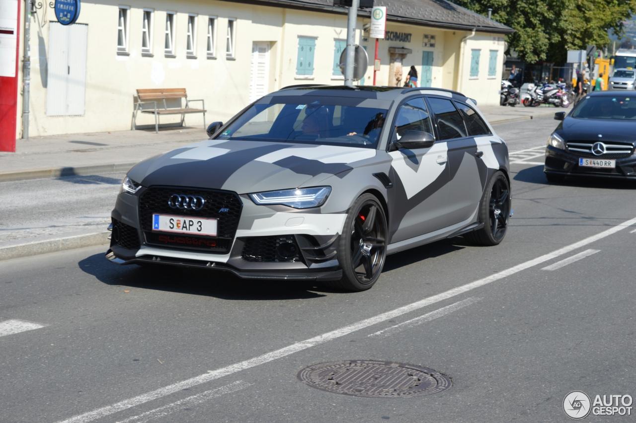Audi Abt Rs6 R Avant C7 2015 9 August 2015 Autogespot