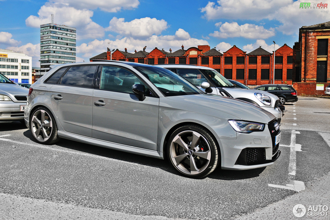 audi rs3 sportback 8v 9 august 2015 autogespot. Black Bedroom Furniture Sets. Home Design Ideas