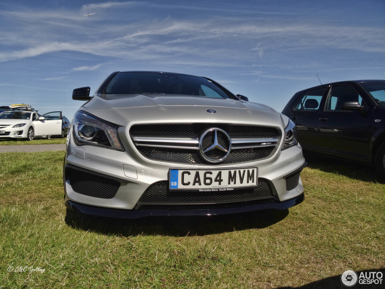 Mercedes benz cla 45 amg c117 9 august 2015 autogespot for Mercedes benz 2015 cla