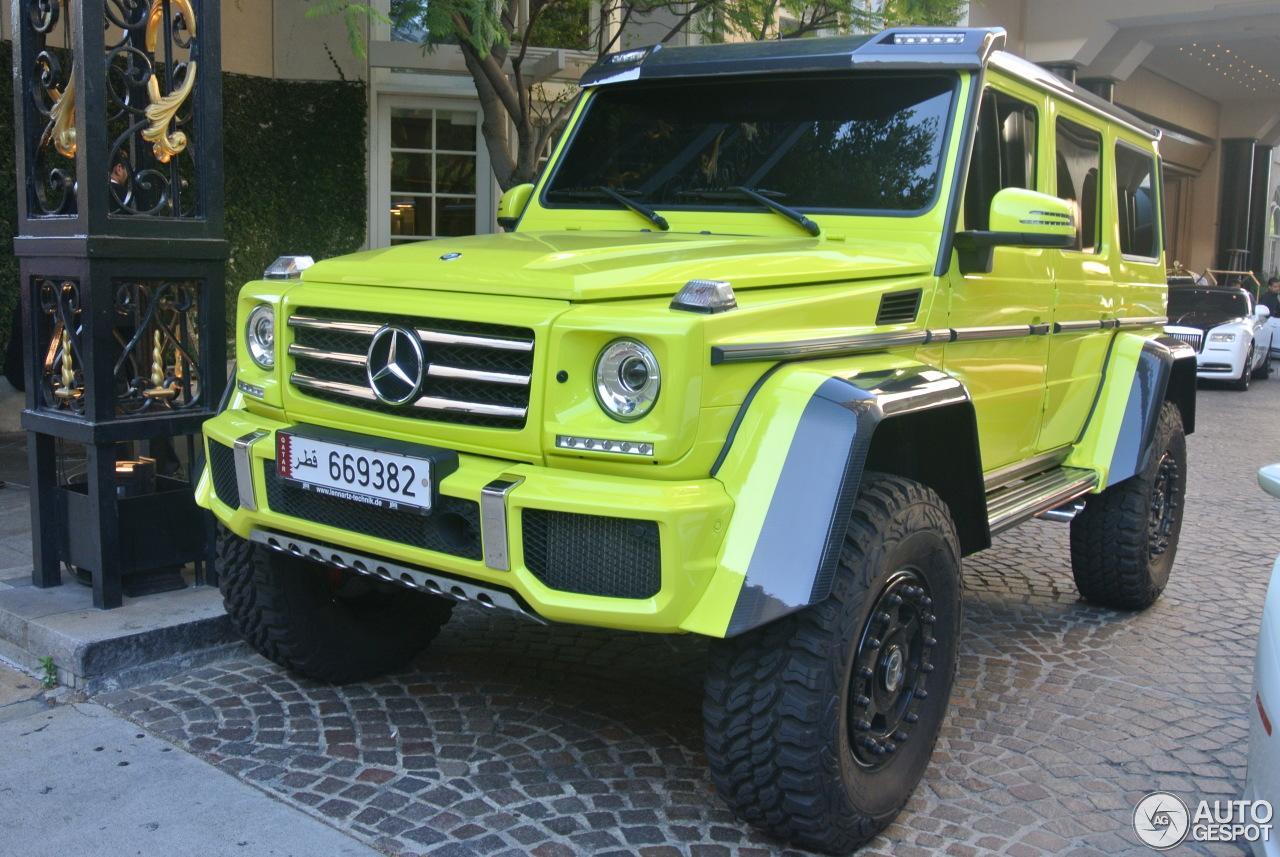 Mercedes G Wagon Gta