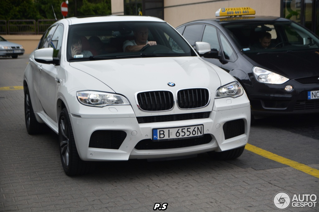 Bmw X6 M E71 2013 10 August 2015 Autogespot