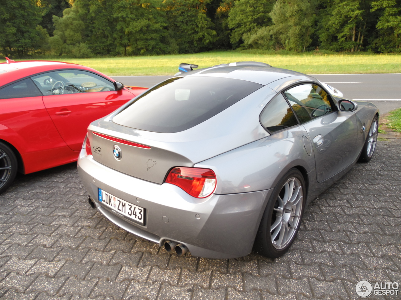 Bmw Z4 M Coup 233 10 August 2015 Autogespot