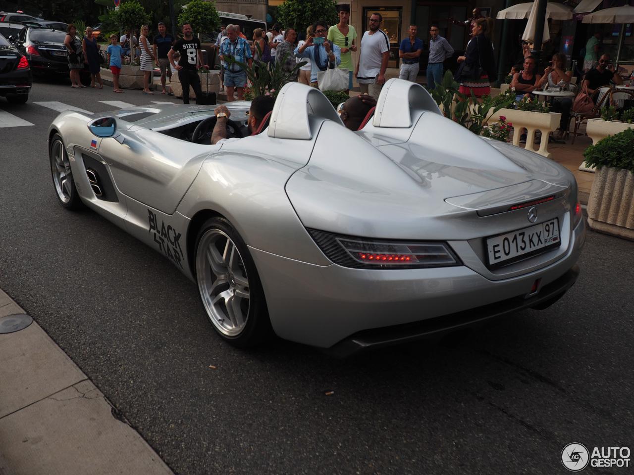 Mercedes benz slr mclaren stirling moss 10 august 2015 for Moss mercedes benz