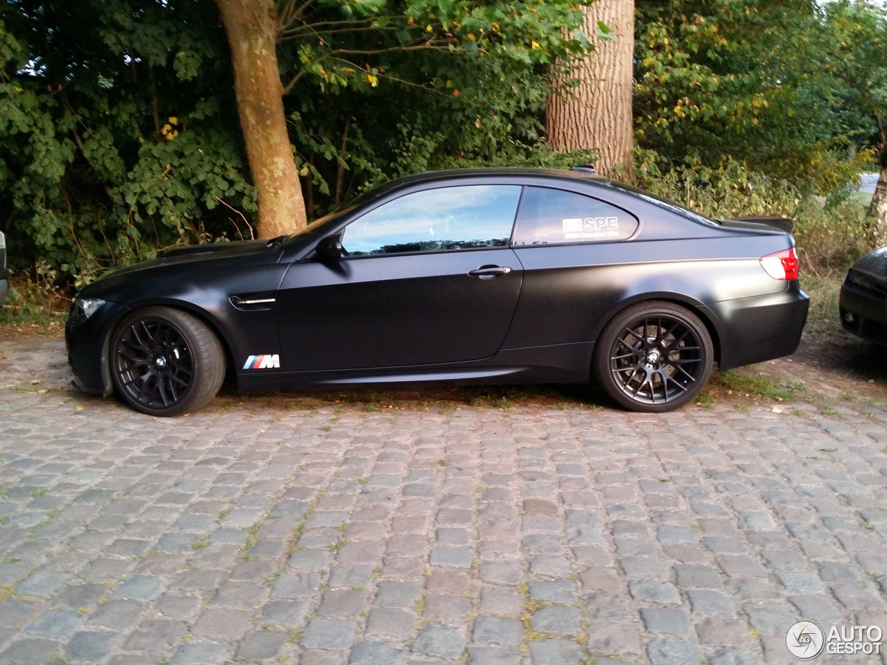 BMW M3 E92 Coupé DTM Champion Edition - 11 August 2015 - Autogespot