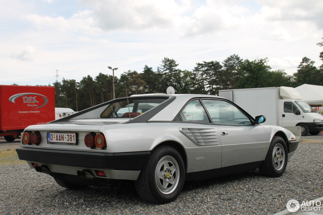 ferrari mondial 8 11 augustus 2015 autogespot. Black Bedroom Furniture Sets. Home Design Ideas