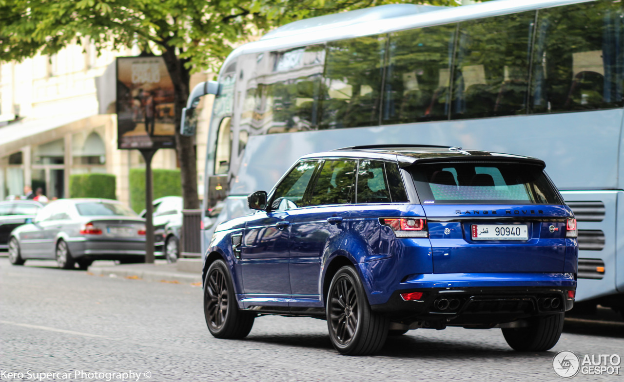 land rover range rover sport svr 11 ao t 2015 autogespot. Black Bedroom Furniture Sets. Home Design Ideas