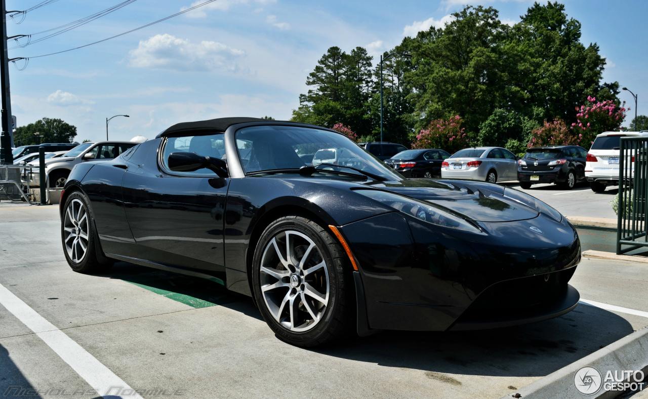 Tesla Motors Roadster 12 August 2015 Autogespot