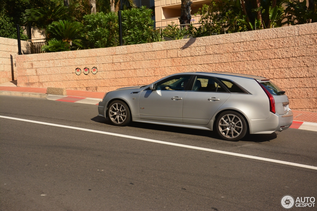 Cadillac Cts V Wagon For Sale >> Cadillac CTS-V Sport Wagon - 13 August 2015 - Autogespot