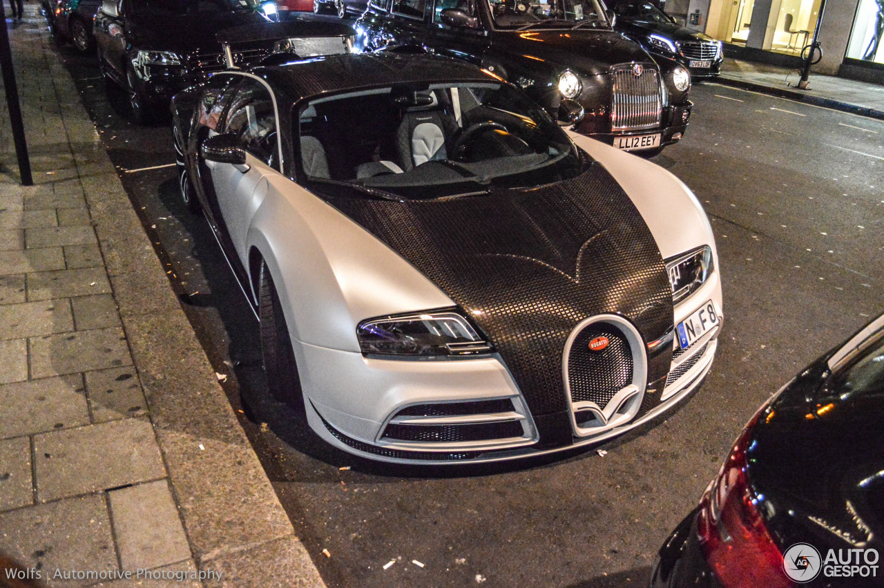 bugatti veyron 16 4 mansory vivere 14 august 2015 autogespot. Black Bedroom Furniture Sets. Home Design Ideas