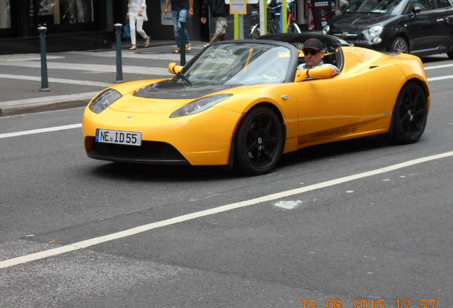 Tesla Motors Roadster Sport Signature 250